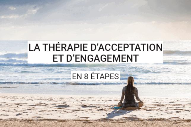 La méthode ACT (thérapie d'acceptation et d'engagement) pour les nulles! 8 étapes et un outil magique pour une vie personnelle et professionnelle épanouie!