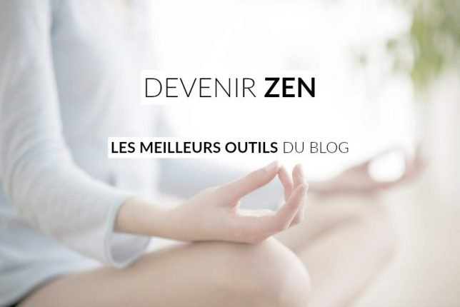 Devenir zen