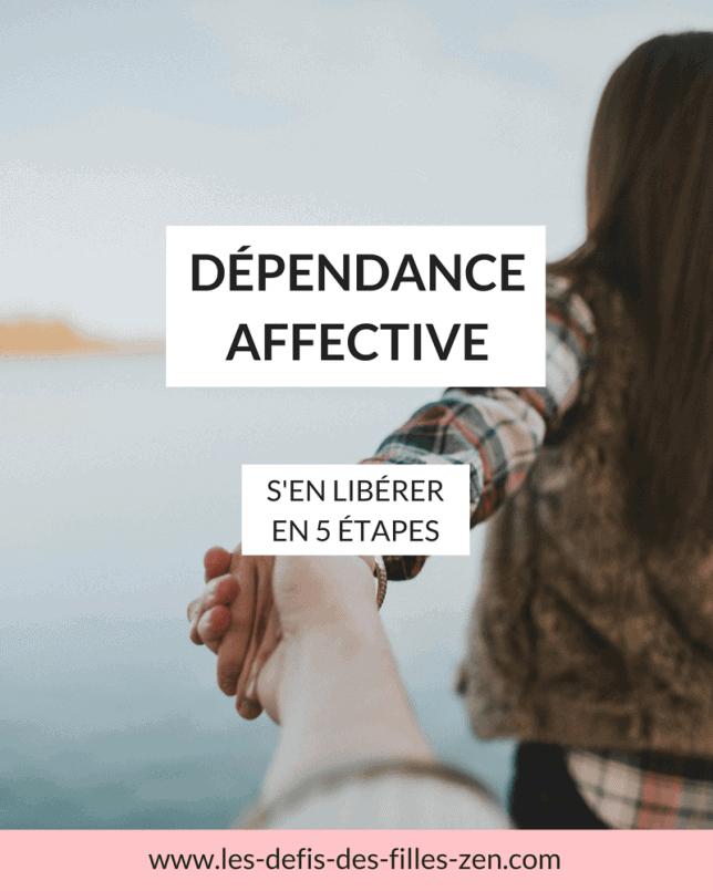 Êtes-vous dans une relation de dépendance affective dans votre couple ? N'attendez pas plus longtemps : faites le test et découvrez 5 étapes pour en sortir.