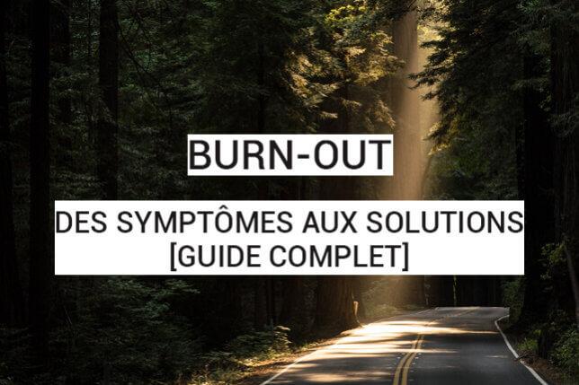 Vous êtes en plein burn out ? Vous voulez savoir comment le surmonter ? Découvrez comment faire de votre burn out une incroyable opportunité !