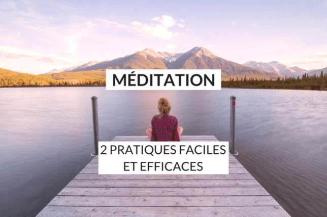La méditation, phénomène de mode ou technique efficace? Méditation vipassana et méditation zen, mode d'emploi!