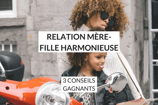 Relation Mère Fille