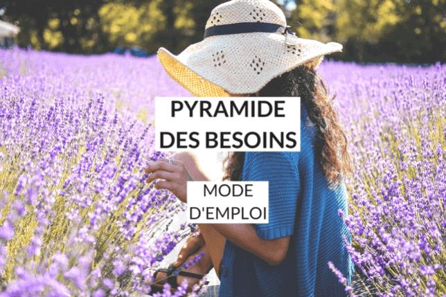 Comment fonctionne la pyramide des besoins de Maslow et quelles sont les différentes étapes ?