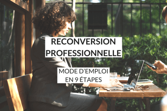 faire une reconversion professionnelle  cv type reconversion professionnelle  comment faire une