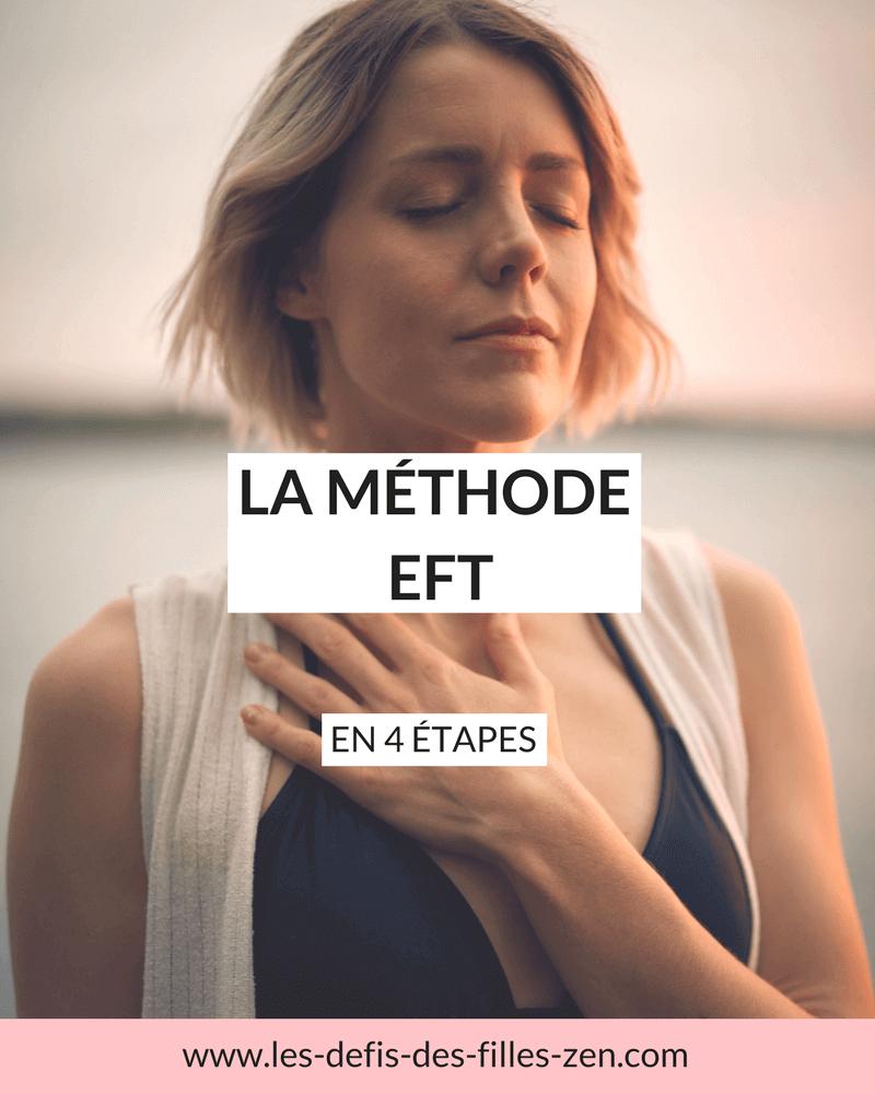 La méthode EFT : découvrez comment l'utiliser au quotidien pour apprendre à mieux contrôler vos émotions. On vous explique comment mettre en place cette thérapie énergétique en 4 étapes !