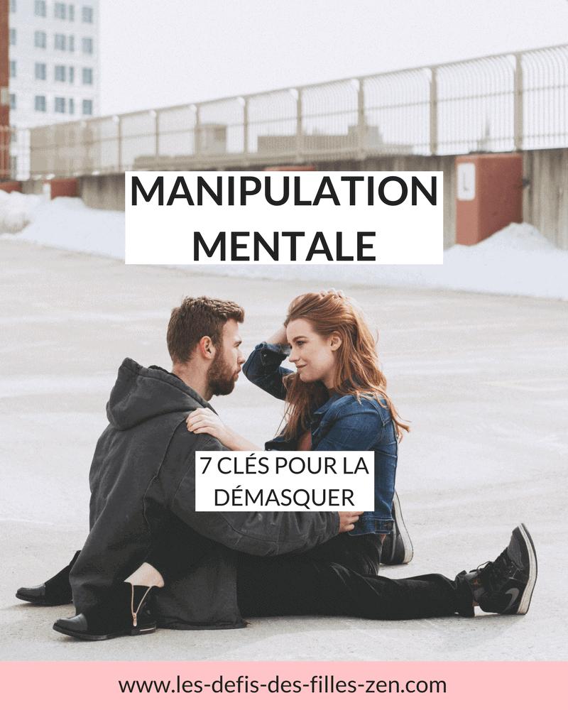 Guerre psychologique, perversion narcissique, la manipulation mentale existe sous différentes formes … (relation amoureuse, amicale ou professionnelle). Apprenez à la démasquer et à la déjouer en 7 étapes clés qui changeront votre quotidien !