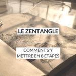 Le Zentangle : une méthode de dessin simple, amusante et relaxante accessible à tous. Retrouvez dans cet article les 8 étapes pour faire votre premier carreau Zentangle et profiter des vertus relaxantes de cet art !