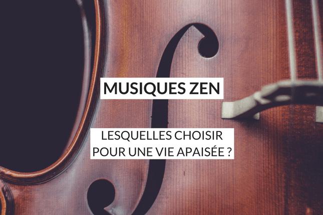 Vous avez du mal à vous concentrer au travail ? Des difficultés à vous endormir ? La musique zen va révolutionner votre quotidien : découvrez notre sélection personnalisée !