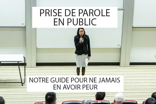 La prise de parole en public est une phobie répandue qui touche une grande majorité d'entre nous. Prenez dès aujourd'hui la parole en public en toute sérénité avec nos 8 conseils !