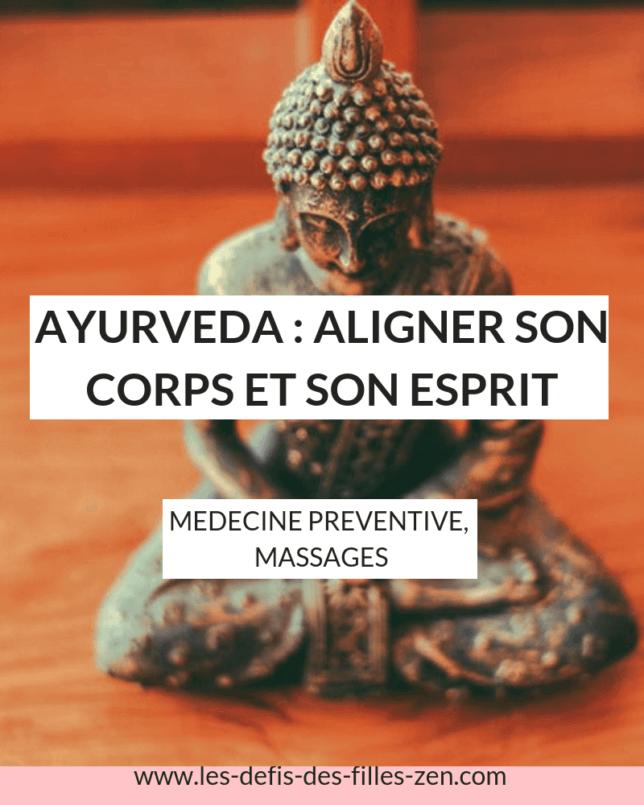 L'Ayurveda est une médecine holistique et préventive qui a pour but d'équilibrer le corps et l'esprit. Découvrez comment utiliser les pouvoirs des plantes et des massages ayurvédiques au quotidien.