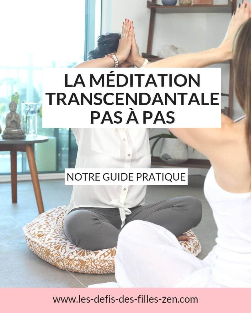 Nous vous avons enfin trouvé une technique de méditation qui vous autorise à vous égarer dans vos pensées. La méditation transcendantale, en avez-vous déjà entendu parler ? Devenez une experte en la matière en 4 étapes seulement : découvrez-les !