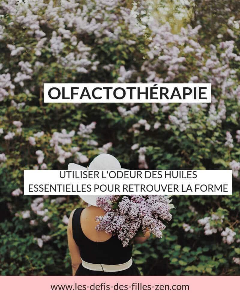 L'olfactothérapie, vous connaissez ? Cette technique permet d'utiliser le pouvoir des huiles essentielles pour retrouver la forme ! Découvrez tous les bienfaits et apprenez comment vous en servir chaque jour.