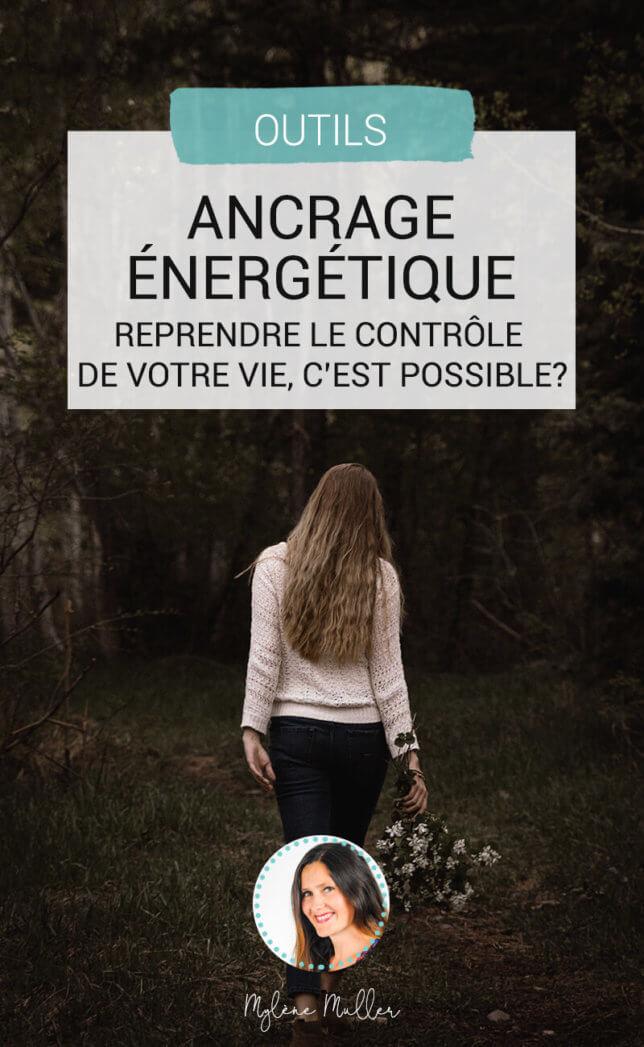 Ancrage · Vous vous sentez spectatrice de votre vie plutôt qu'actrice ? Il y a de fortes chances pour que vous manquiez d'ancrage. Découvrez l'ancrage énergétique et ses vertus.