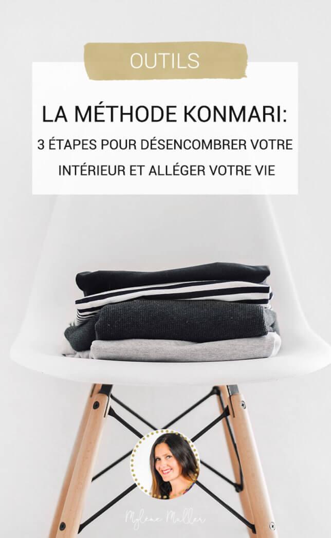 La méthode KonMari, c'est la méthode de rangement à la mode pour désencombrer son intérieur. Découvrez comment elle peut vraiment changer votre vie !