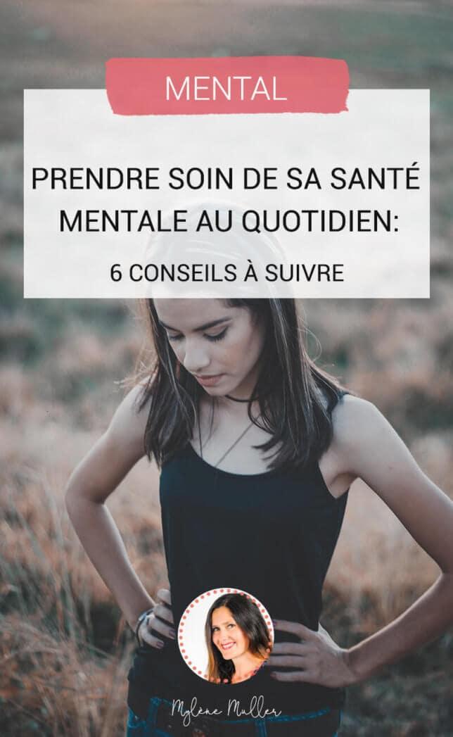La santé mentale, que savez-vous réellement à ce sujet ? Sommes-nous toutes en bonne santé mentale ? Peut-on en prendre soin ? Découvrez nos conseils pour entretenir votre santé mentale au quotidien.