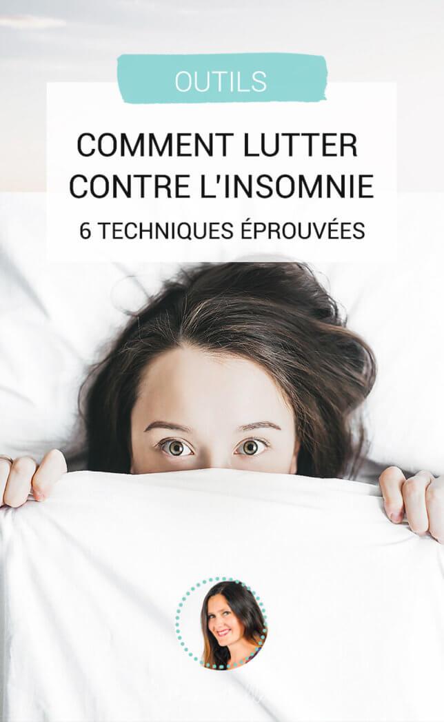 Comment lutter contre l'insomnie de manière naturelle ? On vous dit tout avec nos 6 techniques éprouvées pour retrouver un bon sommeil