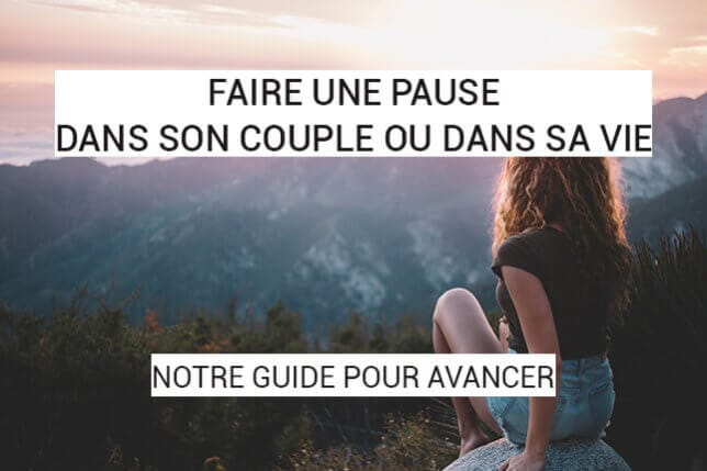 rencontres besoin d'une pause