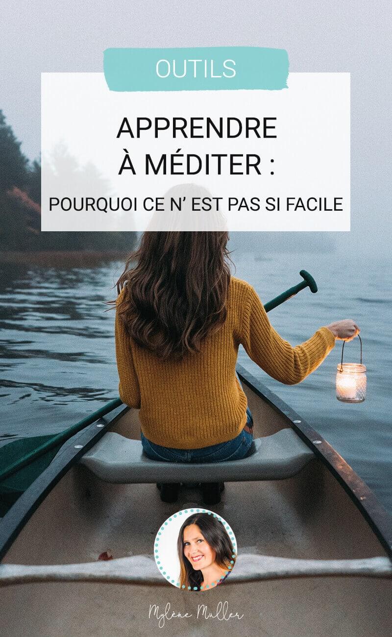 Apprendre à méditer peut beaucoup vous apporter : sérénité, relaxation, pleine conscience… Découvrez les erreurs à ne pas commettre si vous souhaitez vraiment vous y mettre !