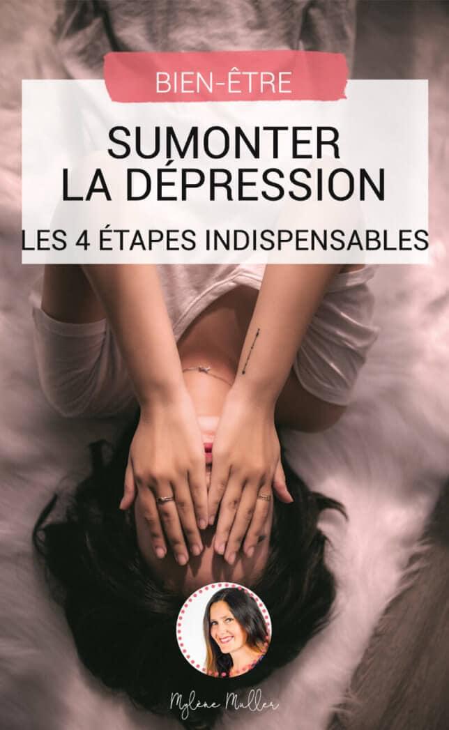 Comment identifier et surtout comment sortir de la dépression ? Reprenez le dessus en seulement 5 étapes super efficaces !
