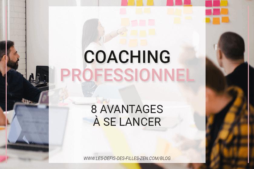 Envie de vous lancer dans un coaching professionnel ? Tarif, déroulement des séances… Voici toutes les informations dont vous avez besoin.