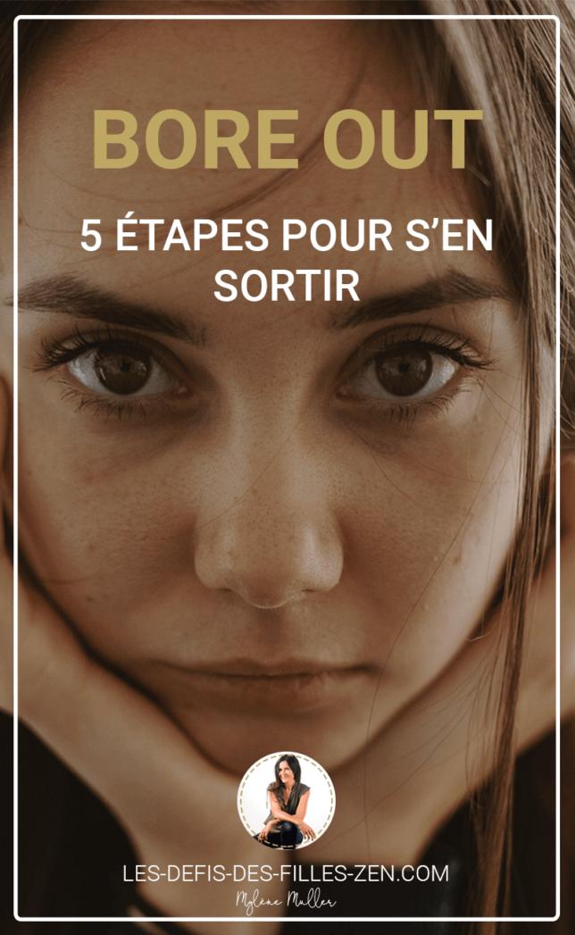 Et si vous étiez victime de bore out ? Véritable tabou, il engendre pourtant de réelles souffrances. Voici 5 étapes efficaces pour réagir et vous en sortir.