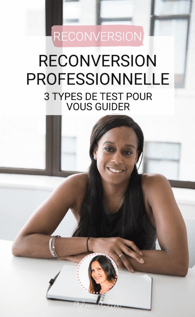 Vous êtes à la recherche d'un test pour trouver quelle reconversion professionnelle choisir ? En voici 3 ! Vous n'avez plus qu'à vous laisser guider !
