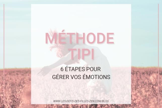 Vous voulez tout savoir sur la méthode TIPI ? Découvrez toutes les informations sur son fonctionnement et des approches complémentaires.