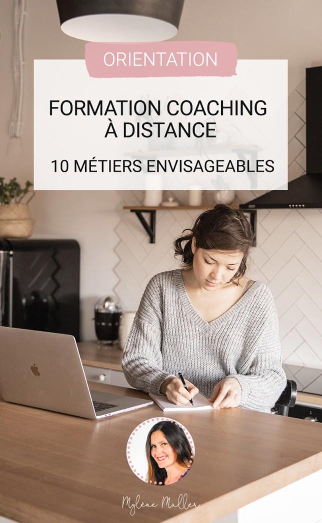 Pourquoi ne pas vous lancer dans une formation de coaching à distance ? Découvrez toutes les options qui s'offrent à vous pour changer de vie.