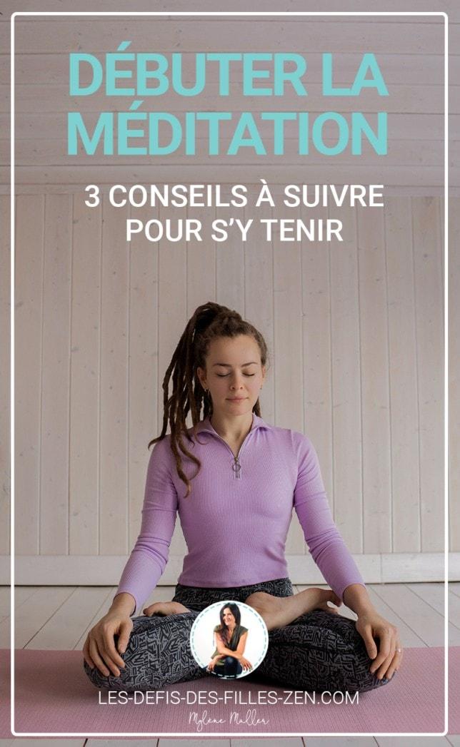 Comment bien débuter la méditation ? Quels conseils suivre pour profiter de ses bienfaits ? Découvrez toutes les réponses à vos questions !