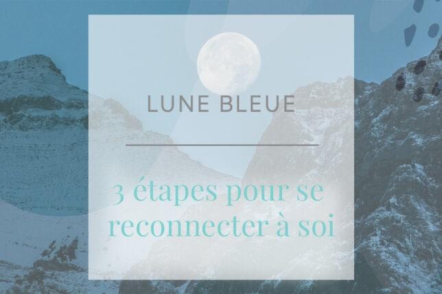 Connaissez-vous la signification spirituelle de la lune bleue ? Découvrez l'influence positive de ce phénomène rare sur votre vie !